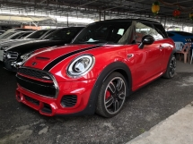 2015 MINI JOHN COOPER WORKS HARMON KARDON HEAD UP DISPLAY