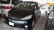 2004 TOYOTA ESTIMA 3.0 V6 (A) AERAS S MODEL, REG 2005, 7 SEAT, 2 POWER DOOR, SUNROOF, DVD MONITOR, REVERSE CAMERA< 16