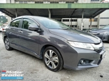 2014 HONDA CITY 1.5 V (A)  I -Vtec  High Spec Full Service by Honda