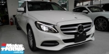 2014 MERCEDES-BENZ C-CLASS C180 Avantgarde 1.6 / PUSH START / BLIND SPOT / READY STOCK