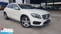 2016 MERCEDES-BENZ GLA 2016 Mercedes GLA180 AMG Power Boot Japan Spec Unregister for sale