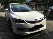 2010 HONDA CIVIC 2.0 Facelift (A) One Owner Tip Top