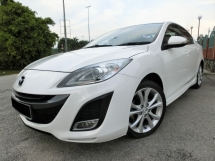 2012 MAZDA 3 SPORT 2.0 SEDAN (A)F-LOAN / PADDLE SHIFT / LOW MILEAGE / 1OWNER / WELL MAINTAINED CAR