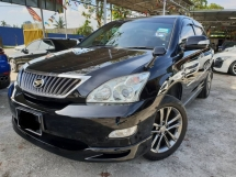 2009 TOYOTA HARRIER 240G PREMIUM L PACKAGE POWER BOOT 2010
