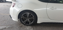 2015 TOYOTA 86 2.0 GT TRD SPORT VERSION SST INCUDE NO HIDDEN CHARGES
