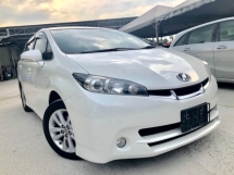2013 TOYOTA WISH 1.8 X (A) 1 OWNER FULL SPEC F1 PADDLE SHIFT