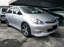 2008 TOYOTA WISH 1.8 FACELIFT 2008/12
