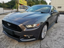 2017 FORD MUSTANG 2.3 ECO BOOST UNREGISTER