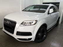 2012 AUDI Q7 3.0 TFSI Petrol S LINE New facelift High Spec TRUE YEAR MADE 2012 Free 2 Years Warranty Reg 2013