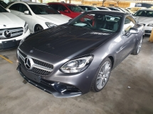 2016 MERCEDES-BENZ OTHER SLC300 AMG LINE PANAROMIC ROOF LOCAL AP UNREG