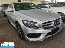 2014 MERCEDES-BENZ C-CLASS C200 AMG Line Unregister 1 YEAR WARRANTY