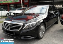2015 MERCEDES-BENZ S-CLASS S400 L HYBRID LOCAL PETROL GUARANTEE ORIGINAL 40000 KM FULL SERVICE RECORD MERCEDES BENZ MALAYSIA