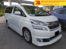 2013 TOYOTA VELLFIRE 3.5 VL (A) FULL SPEC COLD BOX