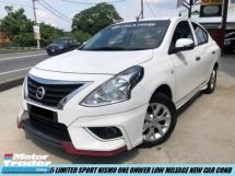 2017 NISSAN ALMERA NISMO FULL SPEC UNDER WARRANTY  LOW MILEAGE ONE OWNER