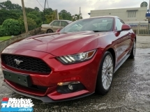 2016 FORD MUSTANG 2.3 Eco Boost Coupe Unregister