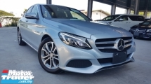 2015 MERCEDES-BENZ C-CLASS 2015 Mercedes C200 Avantgarde Pre Crash Blind Spot LKA Keyless Japan Spec Unregister for sale