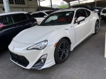 2015 TOYOTA 86 2.0GT NEW FACELIFT MODEL 210HP REVERSE CAMERA PUSH START BUTTON  SPORT MODE ECO MODE  VSC MODE