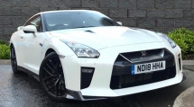 2018 NISSAN GT-R 3.8 GT-R BLACK EDITION RECARO EDITION QUAD CHROME EXHAUST BOSE PREMIUM SOUND RAYA PROMOTION