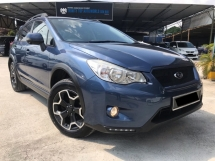 2014 SUBARU XV 2.0 SPORT EDITION - REGISTER 2016 - FULL SPEC - UNDER WARRANTY - FULL SERVICE - SUPERB CONDITION - BODYKIT - 4 CAMERA - ALCANTARA SEAT - MEGA SALE OFFER