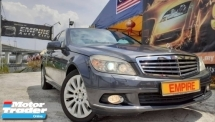 2010 MERCEDES-BENZ C-CLASS C200K 1.8 (A) ELEGANCE MODEL W204 NEW FACELIFT !! MILEAGE DONE ONLY 72,139 KM !! PREMIUM FULL HIGH SPECS THAT COMES WITH FULL LEATHER SEATS / WALNUT WOODEN INTERIOR PANELING AND ETC !! ( WXX 8713 ) 1 CAREFUL OWNER !!