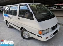2010 NISSAN VANETTE Nissan Vanette 1.5 MT WINDOW VAN ONE OWNER