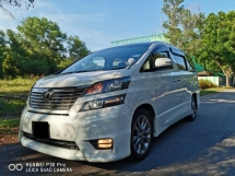 2010 TOYOTA VELLFIRE 2.4 (A) ZP REGISTERED 15 - SUPERB COND WITH 2 DIGIT NO ( WORTH 10K )