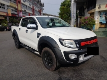 2013 FORD RANGER 2.2 M XLT  NO OFF ROAD VERY GOOD CONDITION HARI RAYA PROMOTION