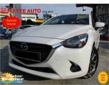 2015 MAZDA 2 1.5 SEDAN Skyactiv V-SPEC Full Services Record