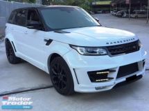 2014 LAND ROVER RANGE ROVER RANGE ROVER SPORT AUTOBIOGRAPHY DYNAMIC 5.0