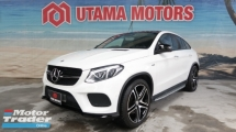 2016 MERCEDES-BENZ GLE 450 AMG PREMIUM HARMAN KARDON PANORAMIC ROOF MERDEKA SALE