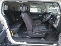 2014 TOYOTA FJ CRUISER 4WD (RR-RIFF + A-TRAC) UNREG