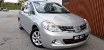 2012 NISSAN LATIO 1.8 SPORT COMFORT MC (A)LOW MILE