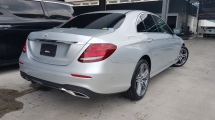 2018 MERCEDES-BENZ E-CLASS 2018 Mercedes E250 AMG W213 Power Boot 4 Camera 360 View Head Up Display Unregister for sale