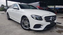 2017 MERCEDES-BENZ E-CLASS 2017 Mercedes E250 AMG W213 Power Boot 4 Camera 360 View Radar Blind Spot LKA Unregister for sale