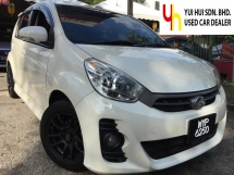 2013 PERODUA MYVI 2013 MYVI SE 1.3 (A) 1 LADY OWNER ORIGINAL BLEUTOOTH PLAYER ANTI ROOL BAR