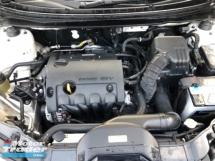 2013 KIA FORTE 1.6SX,Full Service KIA,Accident Free,Facelift,One Owner