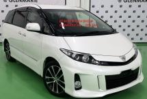 2015 TOYOTA ESTIMA 2015 TOYOTA ESTIMA 2.4 AERAS PREMIUM JAPAN SPEC UNREG CAR SELLING PRICE ( RM 165,000.00 NEGO ) WHITE