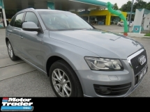 2012 AUDI Q5 2.0 TFSI Full Service Record 100% Accident Free One Owner Tip Top Condition Must View