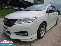 2017 HONDA CITY 1.5 (A) One Owner 100% Accident Free Type R Bodykit Very Sport Car High Loan Tip Top Condition Must View