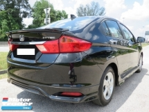 2016 HONDA CITY 1.5E (A) Original Bodykit Very Nice Car Tip Top Condition
