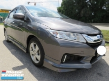 2017 HONDA CITY 1.5E (A) Original Leather Seat Mileage Just Only 28KM Like New