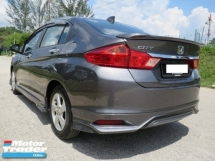 2018 HONDA CITY 1.5E (A) One Owner 100% accident Free Original Leather Seat Mileage Just Only 28KM High Loan Tip Top Condition Must View