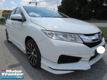 2017 HONDA CITY 1.5E (A) Original Bodykit Low Mileage Like New Car A++