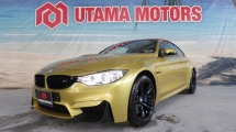2015 BMW M4 3.0 TWIN POWER TURBO SPORT EXHAUST FULLY LOADED CARBON FIBER RAYA PROMOTION