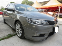 2013 KIA FORTE 1.6 SX (A) Full Bodykit Push Start Paddle Shift Tip Top Condition