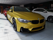 2015 BMW M4 BMW M4 3.0 Coupe with Harmon Kardon sound system
