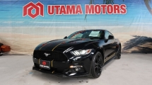 2017 FORD MUSTANG 2.3 ECO BOOST RAYA PROMOTION