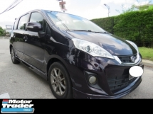 2016 PERODUA ALZA 1.5 (A) ADVANCED ZHP Accident Free Tip Top Like New Good Condition Original Advanced One Lady Owner Tip Top Condition