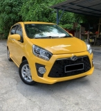 2015 PERODUA AXIA 1.0 MANUAL ORIGINAL SE SHOWROOM CONDITION