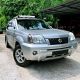 2004 NISSAN X-TRAIL 2.0L LUXURY FAMILY SUV 1 DOCTOR OWNER RUNNING WELL CONDITION